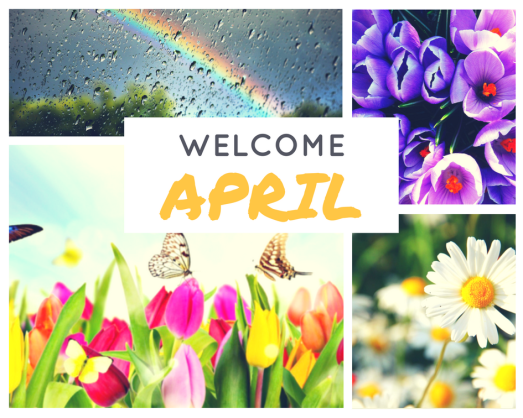 welcomeapril